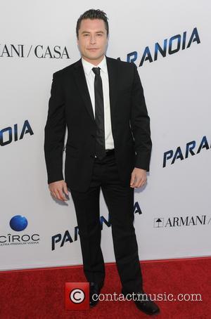 Kevin Ryan - Red Carpet Arrivals for the US premiere of PARANOIA - LA, CA, United States - Thursday 8th...