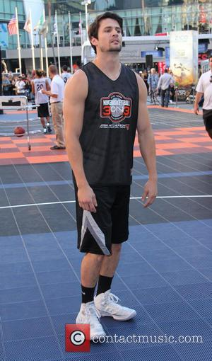 James Lafferty - The 5th Annual Nike Basketball 3ON3 Tournament presented by NBC4 Southern California - Los Angeles, California, United...
