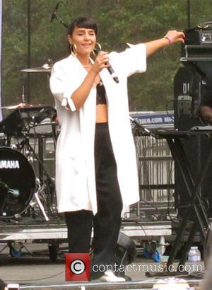 Jessie Ware - Outside Lands Music And Arts Festival 2013 - Lands End Stage - Day 1 - San Francisco,...