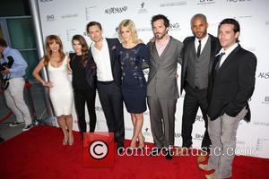 Jane Seymour, Keri Russell, Jj Feild, Georgia King, Bret Mckenzie, Ricky Whittle and James Callis