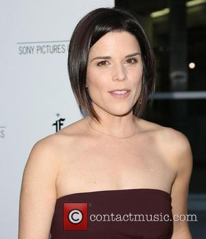Neve Campbell - Celebrities attend