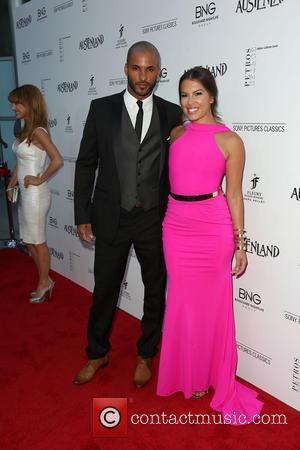 Ricky Whittle and Sandra Hinojosa - Celebrities attend