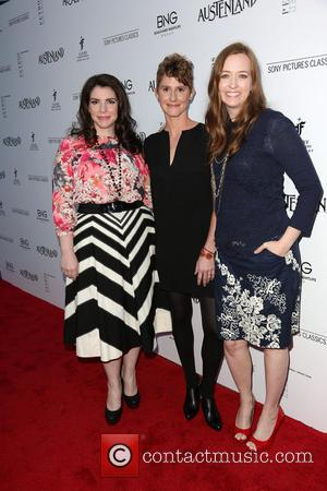 Stephenie Meyer, Jerusha Hess and Shannon Hale