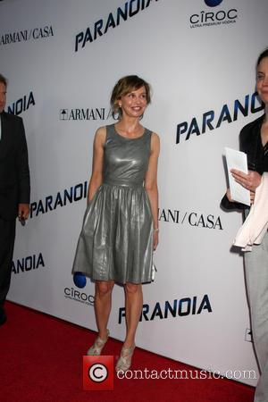 Calista Flockhart - Paranoia LA Premiere - Los Angeles, CA, United States - Friday 9th August 2013