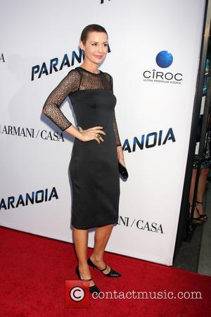 Embeth Davidtz - Paranoia LA Premiere - Los Angeles, CA, United States - Friday 9th August 2013