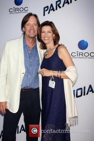 Kevin Sorbo and Sam Sorbo - Paranoia LA Premiere - Los Angeles, CA, United States - Friday 9th August 2013