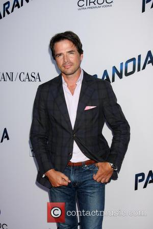 Matthew Settle - Paranoia LA Premiere - Los Angeles, CA, United States - Friday 9th August 2013