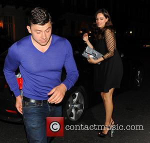 Kelly Brook and Guest