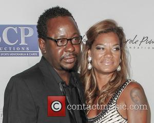 Bobby Brown - Harold & Carol Pump Foundation Gala at the Beverly Hilton Hotel. - Hollywood, CA, United States -...