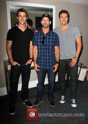 Robert Graham, Kypton Locke and Zack Kalter
