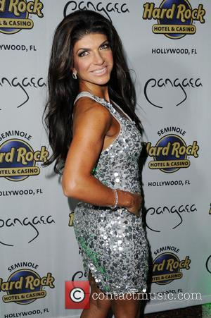 Teresa Giudice - Teresa and Joe Giudice appear at Pangea Nightclub at the Seminole Hard Rock Hotel and Casino -...