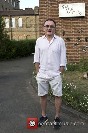 Danny Boyle - Danny Boyle makes an appearance at Ruby Wax's 'Out of Her Mind' talk at St Clements workhouse...