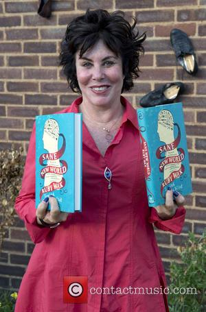Ruby Wax - Ruby Wax promotes and sign copies of her new book 'Sane New World' after her 'Out of...