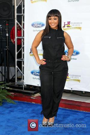 Erica Campbell of Mary Mary - 11th Anniversary of 2013 Neighborhood Awards held at MGM Grand in Las Vegas, Nv...