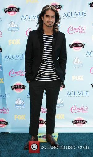 2013 Teen Choice Awards Arrivals held at the Gibson Amphitheatre - Los Angeles, CA, United States - Sunday 11th August...