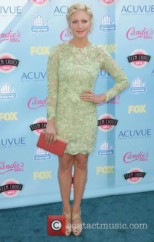 Brittany Snow - 2013 Teen Choice Awards Arrivals held at the Gibson Amphitheatre - Los Angeles, CA, United States -...
