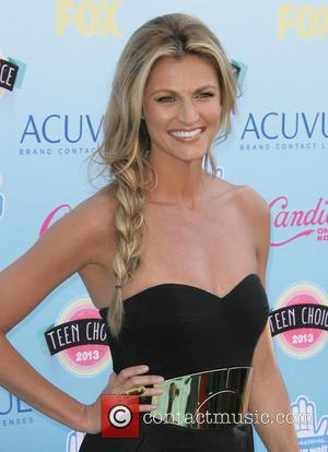 Erin Andrews - 2013 Teen Choice Awards Arrivals held at the Gibson Amphitheatre - Los Angeles, CA, United States -...