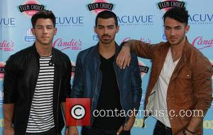 Jonas Brothers, Nick Jonas, Joe Jonas and Kevin Jonas