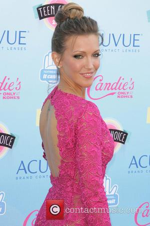 Katie Cassidy - 2013 Teen Choice Awards Arrivals held at the Gibson Amphitheatre - Los Angeles, CA, United States -...