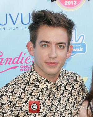 Kevin McHale - 2013 Teen Choice Awards Arrivals held at the Gibson Amphitheatre - Los Angeles, CA, United States -...