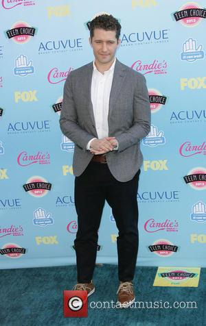 Matthew Morrison - 2013 Teen Choice Awards Arrivals held at the Gibson Amphitheatre - Los Angeles, CA, United States -...