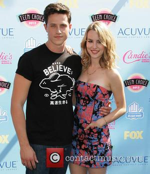 Shane Harper and Bridgit Mendler