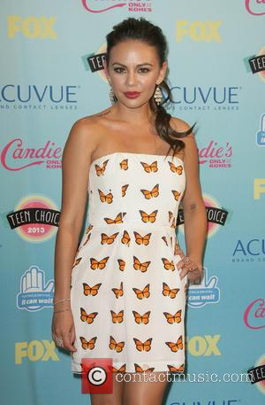 Janel Parrish - 2013 Teen Choice Awards Press Room held at the Gibson Amphitheatre - Los Angeles, CA, United States...