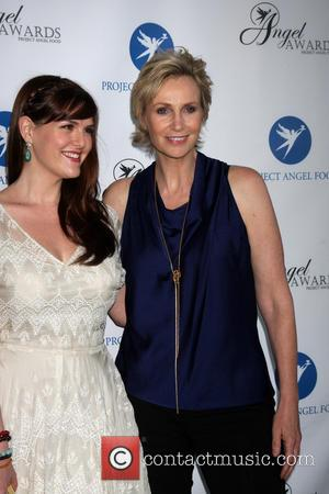 Sara Rue and Jane Lynch