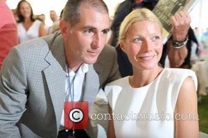 Dennis Fabiszak and Gwyneth Paltrow