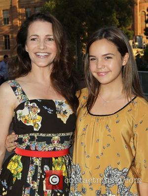 Kristin Davis and Bailee Madison - INVISIBLE CHILDREN THE FOURTH ESTATE SUMMIT at Royce Hall at UCLA - Los Angeles,...