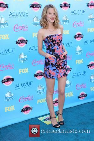 Bridgit Mendler - At the Gibson Amphitheater, Universal city - Universal City, California, United States - Sunday 11th August 2013