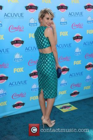 Chelsea Kane - At the Gibson Amphitheater, Universal city - Universal City, California, United States - Sunday 11th August 2013