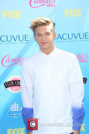 Cody Simpson - At the Gibson Amphitheater, Universal city - Universal City, California, United States - Sunday 11th August 2013