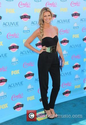 Erin Andrews - At the Gibson Amphitheater, Universal city - Universal City, California, United States - Sunday 11th August 2013