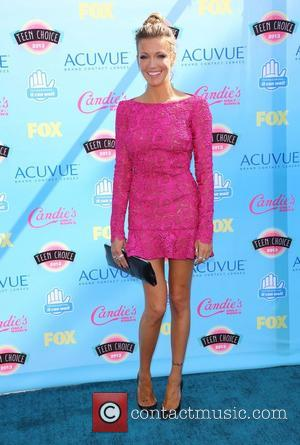 Katie Cassidy - At the Gibson Amphitheater, Universal city - Universal City, California, United States - Sunday 11th August 2013