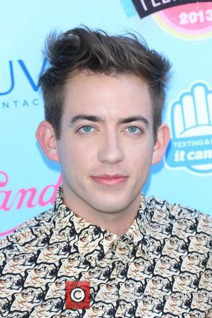 Kevin McHale - At the Gibson Amphitheater, Universal city - Universal City, California, United States - Sunday 11th August 2013