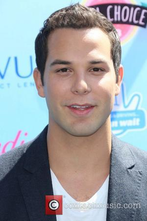 Skylar Astin - At the Gibson Amphitheater, Universal city - Universal City, California, United States - Sunday 11th August 2013
