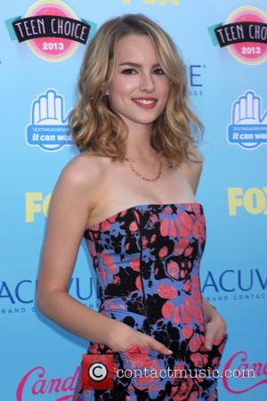 Bridgit Mendler - Teen Choice Awards 2013 Arrivals - Los Angeles, CA, United States - Sunday 11th August 2013