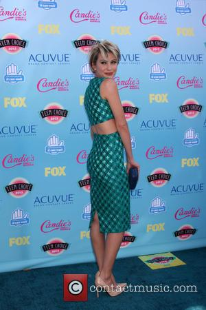 Chelsea Kane - Teen Choice Awards 2013 Arrivals - Los Angeles, CA, United States - Sunday 11th August 2013