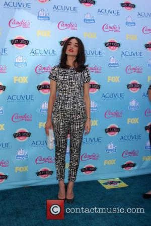 Crystal Reed - Teen Choice Awards 2013 Arrivals - Los Angeles, CA, United States - Sunday 11th August 2013