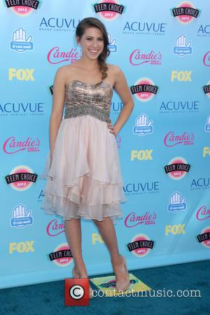 Eden Sher - Teen Choice Awards 2013 Arrivals - Los Angeles, CA, United States - Sunday 11th August 2013
