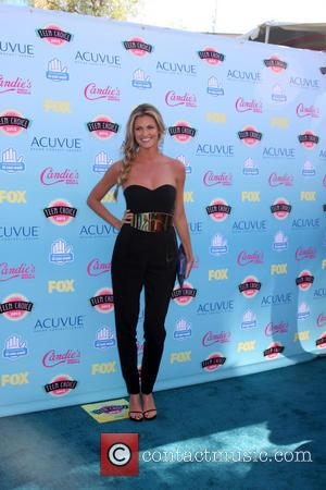 Erin Andrews - Teen Choice Awards 2013 Arrivals - Los Angeles, CA, United States - Sunday 11th August 2013