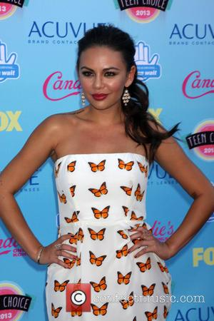 Janel Parrish - Teen Choice Awards 2013 Arrivals - Los Angeles, CA, United States - Sunday 11th August 2013