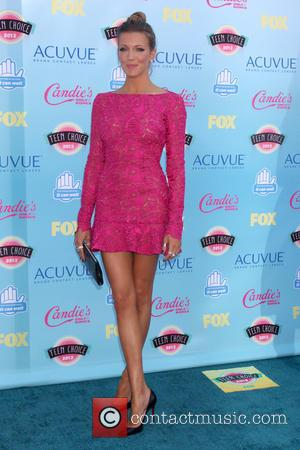 Katie Cassidy - Teen Choice Awards 2013 Arrivals - Los Angeles, CA, United States - Sunday 11th August 2013