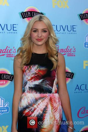 Peyton R. List - Teen Choice Awards 2013 Arrivals - Los Angeles, CA, United States - Sunday 11th August 2013