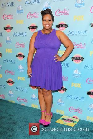 Amber Riley - At the Gibson Amphitheater, Universal city - Universal City, California, United States - Sunday 11th August 2013