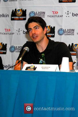 Brandon Routh - Wizard World Comic Con Chicago 2013 - Chicago, IL, United States - Sunday 11th August 2013