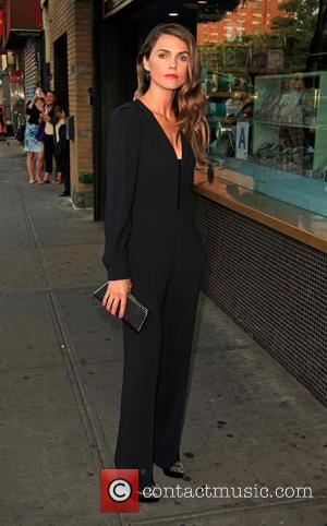 Keri Russell - The Cinema Society and Alice + Olivia present the New York screening of 'Austenland' at Landmark Sunshine...