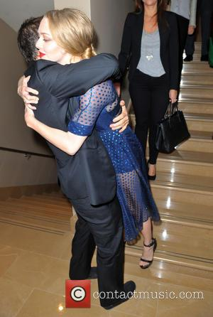 Amanda Seyfried and Peter Sarsgaard