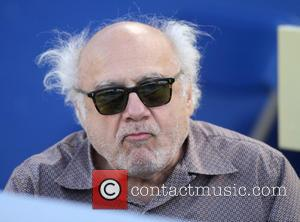 Danny DeVito - Celebrities attend the Los Angeles Dodgers game against the New York Mets - Los Angeles, California, United...